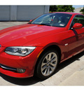 bmw 3 series 2012 red 328i gasoline 6 cylinders rear wheel drive automatic 78729