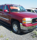 gmc yukon xl 2005 red suv 1500 fleet flex fuel 8 cylinders rear wheel drive automatic 78861