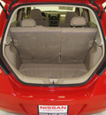 nissan versa 2010 red hatchback 1 8 s gasoline 4 cylinders front wheel drive automatic with overdrive 76116