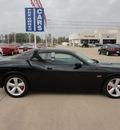 dodge challenger 2012 black coupe srt8 392 gasoline v8 rear wheel drive automatic 77375