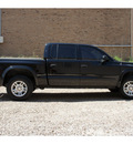 dodge dakota 2004 black pickup truck sport gasoline 8 cylinders rear wheel drive automatic 78757