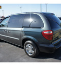 chrysler voyager 2002 gray van gasoline 4 cylinders front wheel drive automatic 76543