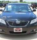 toyota camry 2009 black sedan xle v6 gasoline 6 cylinders front wheel drive shiftable automatic 77469