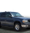 ford explorer 2000 blue suv xlt gasoline v6 rear wheel drive automatic with overdrive 77037