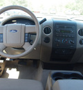 ford f 150 2005 white pickup truck xlt gasoline 8 cylinders rear wheel drive 4 speed automatic 46168