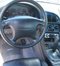 mitsubishi eclipse 1997 red hatchback gs gasoline 4 cylinders front wheel drive automatic 46168