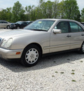 mercedes benz e class 1998 silver sedan e320 4matic gasoline 6 cylinders all whee drive 5 speed automatic 46168