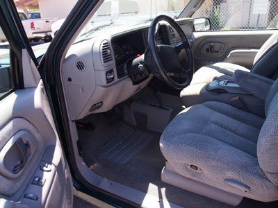 gmc sierra 1500 1997 green sle gasoline v8 4 wheel drive automatic 95678