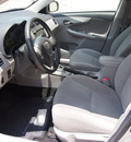 toyota corolla 2011 silver sedan le gasoline 4 cylinders front wheel drive automatic 76011