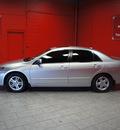 honda accord 2006 silver sedan ex w leather gasoline 4 cylinders front wheel drive 5 speed manual 76116