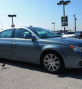 toyota avalon 2009 blue sedan limited gasoline 6 cylinders front wheel drive automatic 76011