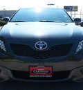 toyota camry 2010 dk  gray sedan se v6 gasoline 6 cylinders front wheel drive automatic 76011