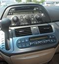 honda odyssey 2007 lt  brown van ex gasoline 6 cylinders front wheel drive automatic 75034