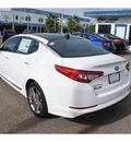 kia optima 2013 snow white pearl sedan sx turbo gasoline 4 cylinders front wheel drive automatic 78550