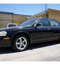 nissan maxima 2000 black sedan gle gasoline v6 front wheel drive automatic 78654