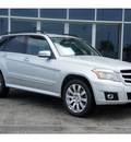 mercedes benz glk class 2011 silver suv glk350 gasoline 6 cylinders rear wheel drive automatic 78216