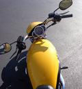 harley davidson vrscd 2007 yellow night rod 2 cylinders 5 speed 45342