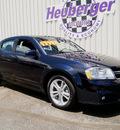 dodge avenger 2012 blackberry sedan sxt plus flex fuel 6 cylinders front wheel drive automatic 80905
