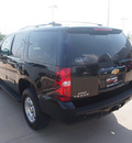 chevrolet tahoe 2012 black suv lt 8 cylinders automatic 76049