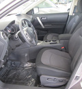 nissan rogue 2012 lt  gray sv gasoline 4 cylinders all whee drive automatic with overdrive 77477