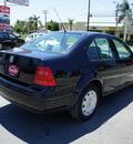 volkswagen jetta 1999 black sedan gls gasoline 4 cylinders front wheel drive 4 speed with overdrive 92882
