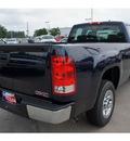 gmc sierra 1500 2012 midngt blue metdk pickup truck work truck 8 cylinders 6 speed automatic 77338