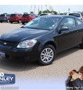 chevrolet cobalt 2010 black coupe xfe gasoline 4 cylinders front wheel drive 5 speed manual 76645