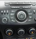 mazda mazda3 2012 gray sedan s grand touring gasoline 4 cylinders front wheel drive shiftable automatic 75080