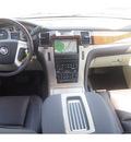 cadillac escalade 2012 white suv platinum edition flex fuel 8 cylinders rear wheel drive automatic 77074