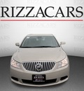 buick lacrosse 2010 gold sedan cx 6 cylinders automatic with overdrive 60546