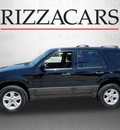 ford escape 2005 black suv xlt 6 cylinders automatic with overdrive 60546