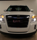 gmc terrain 2012 white suv sle 1 gasoline 4 cylinders front wheel drive automatic 75219