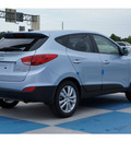hyundai tucson 2013 aurora blue gasoline 4 cylinders front wheel drive automatic 77094