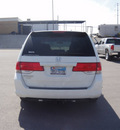 honda odyssey 2009 white van lx gasoline 6 cylinders front wheel drive automatic 79922