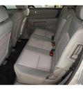 honda pilot 2011 silver suv ex gasoline 6 cylinders 2 wheel drive automatic 77339