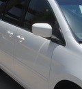 honda odyssey 2005 white van ex l w dvd gasoline 6 cylinders front wheel drive automatic 75034