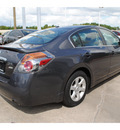 nissan altima 2009 gray sedan sl gasoline 4 cylinders front wheel drive automatic with overdrive 77598