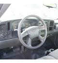 chevrolet silverado 1500 2006 white pickup truck ls gasoline 6 cylinders rear wheel drive automatic 77565