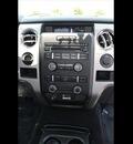 ford f 150 2011 brilliant black crystal pearl coat xl flex fuel 8 cylinders 2 wheel drive automatic 75041