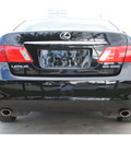 lexus es 350 2007 black sedan gasoline 6 cylinders front wheel drive automatic 77002