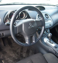 mitsubishi eclipse spyder 2008 silver gs gasoline 4 cylinders front wheel drive automatic 76049