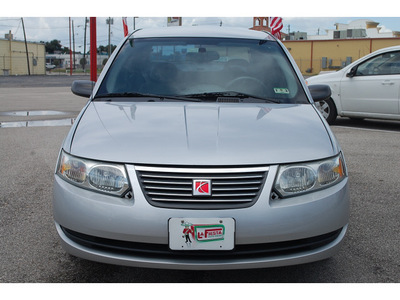 saturn ion 2006 silver sedan 2 gasoline 4 cylinders front wheel drive automatic with overdrive 77023