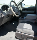 ford f 150 2007 redfire clearcoat m xltsupercrew flex fuel 8 cylinders rear wheel drive automatic 75119