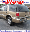 gmc jimmy 1998 brown suv slt gasoline v6 4 wheel drive automatic with overdrive 45840