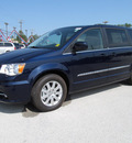 chrysler town and country 2012 dk  blue van touring flex fuel 6 cylinders front wheel drive automatic 45840