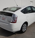 toyota prius 2008 white base 4 cylinders automatic 78577
