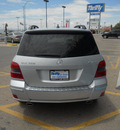 mercedes benz glk350 2011 silver suv 4matic gasoline 6 cylinders all whee drive automatic 79936
