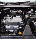 mitsubishi lancer 2003 black sedan ls gasoline 4 cylinders sohc front wheel drive automatic 76011