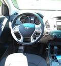 hyundai tucson 2013 white suv gls gasoline 4 cylinders front wheel drive automatic 94010