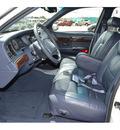 mercury grand marquis 1999 white sedan ls gasoline v8 rear wheel drive automatic 76801